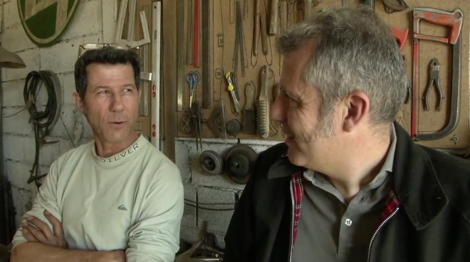 Alain Guyard Avec Yann Forgeron